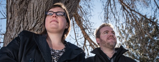 Personality Profile Piece by the ABQ Journal Featuring Bud and Tara Shaver's Efforts In New Mexico