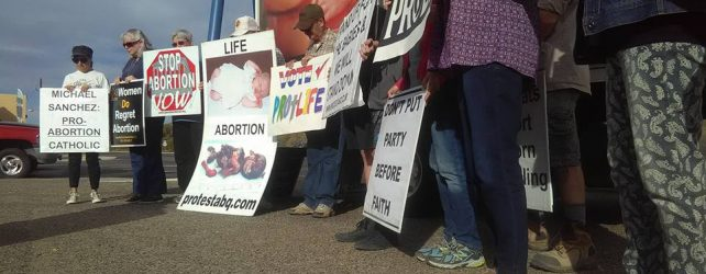 New Mexico Vote Pro-Life