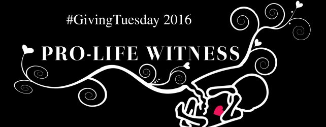 #GivingTuesday 2016: Hear it first from one of our donors about the impact of our ministry…