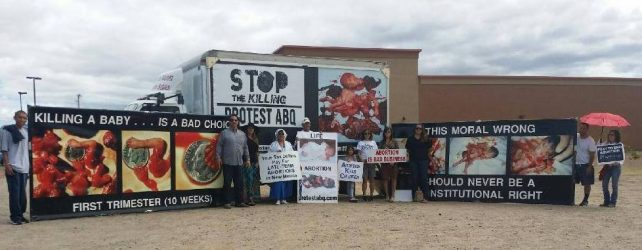 One Less Abortion Facility in New Mexico…