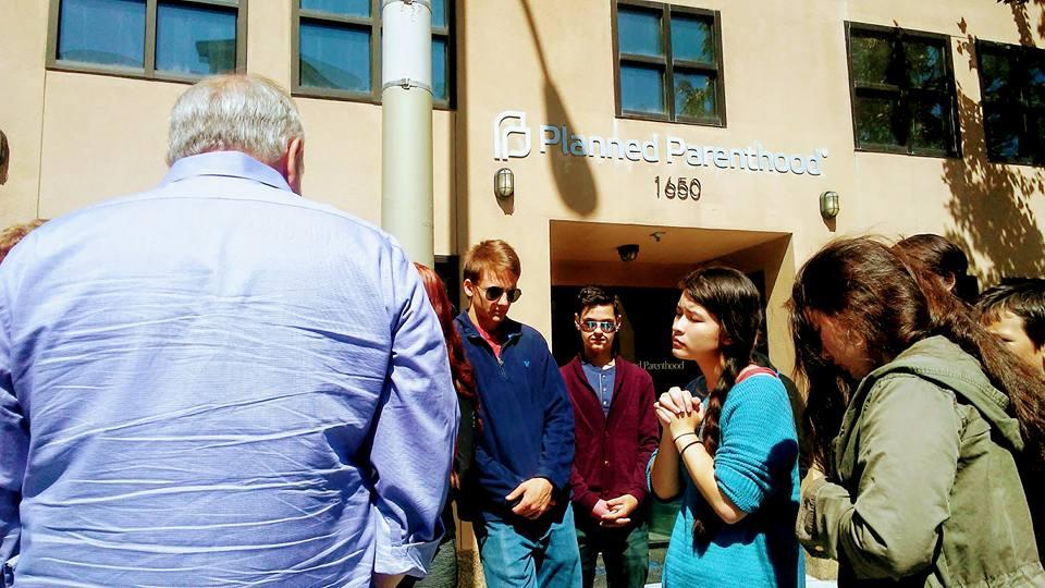 PP Prayer and Outreach San Francisco, CA