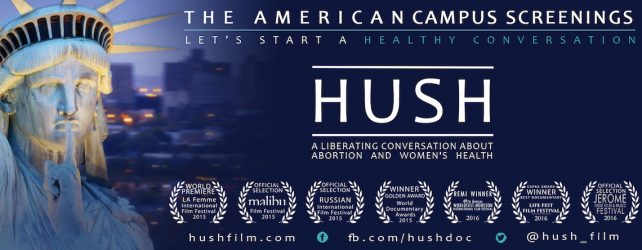HUSH Film at UNM: Overcoming BIAS concerning Women's Health