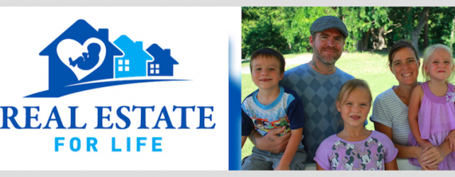 Real Estate For Life: Support Pro-Life Missionaries…At NO Cost to You!