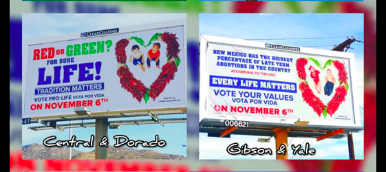Pro Life Billboards