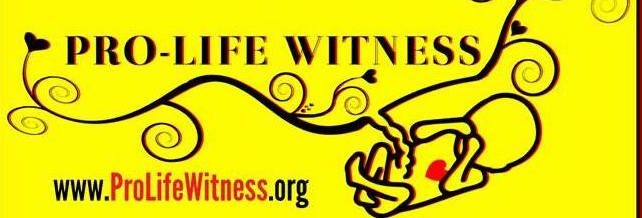 Pro-Life Witness Radio Show, You Are The Solution