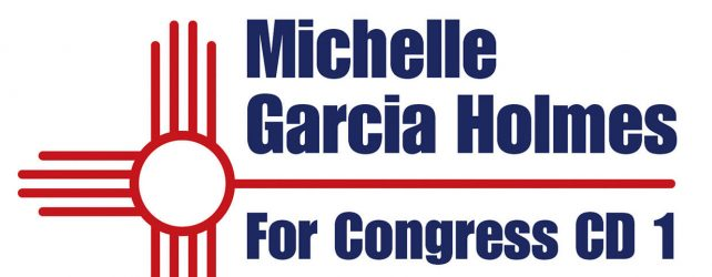 BREAKING: Michelle Garcia Holmes To Take On Deb Haaland For US Congress (CD1)