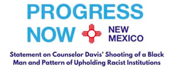 We Finally Agree With Progress Now New Mexico on Something!