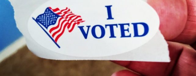 Expanded Early Voting Begins For CD1 Special Election